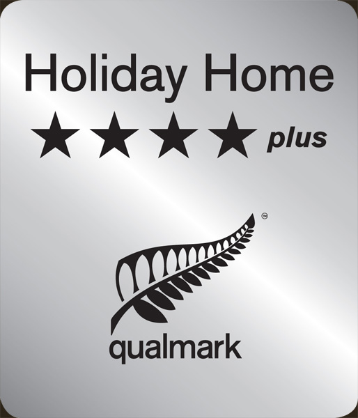 Qualmark 4 Star Plus Holiday Home